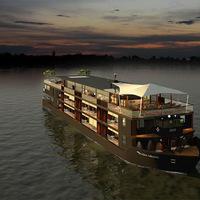 Luxusutazás a Mekongon