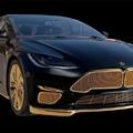 Aranyozott Tesla: ronda és drága