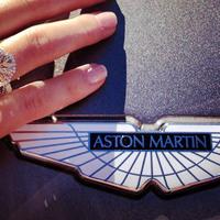 Csodás Aston Martin-ékszerek