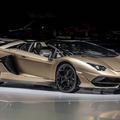 Két nagyágyú a Lamborghinitől