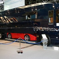 Luxus lakóbusz 420 millióért