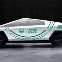 A dubai rendőrség már szemet vetett az új Teslára