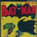 Őrült összeg egy Batman-füzetért