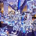 Újraértelmezte a karácsonyfát a sztárdizájner