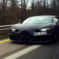 Tavasszal jön a Bugatti új szuperautója