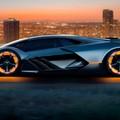 Öngyógyító Lamborghini