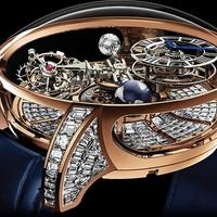 Egy extravagáns, egymillió dolláros óra