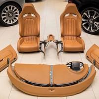 A kibelezett Bugatti is aranyárban van