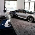 Kávé a Bugattitól