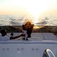 Beyoncé és Jay Z nyaralási képei