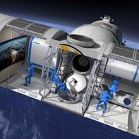 Ilyen lesz a világ első luxus űrhotele