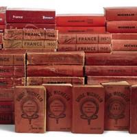 Történelmi Michelin-ereklyék a kalapács alatt