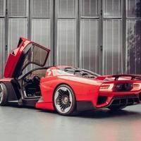 A Bugatti Chiront támadja a Vörös Zászló