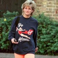 Eladó Diana hercegnő ikonikus ruhadarabja