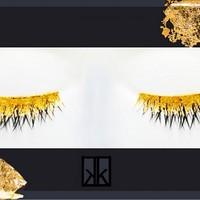 Arany szempillák