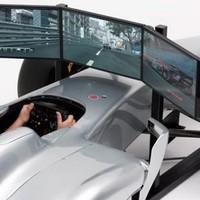 Játék nagyfiúknak: F1-szimulátor 32 millióért