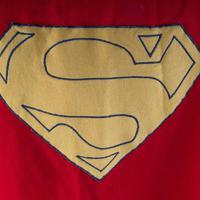 Elkelt az eredeti Superman-köpeny