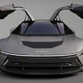 Modern sportautót álmodtak a DeLoreanból