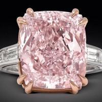 Igazi gyémántritkaság 7,8 millió dollárért
