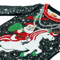 Iszonyat ronda karácsonyi pulcsi 9 millióért