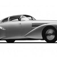 Csodaautóval tér vissza a 30-as évek luxusmárkája