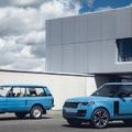 Jön a jubileumi Range Rover