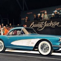 Hatvanmillióért kelt el a Corvette-ritkaság