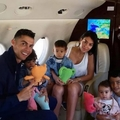 Cristiano Ronaldo csillogó élete
