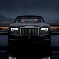 Kész az égbolt Rolls-Royce-a