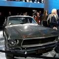 Elkelt a filmtörténet legendás Mustangja
