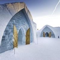Jéghotelek a világ körül