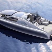 Ilyen lesz az új Mercedes jacht