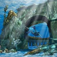 Leg...leg... élménypark a víz alatt