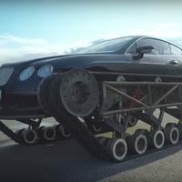 Hogyan tegyünk tönkre egy Bentley-t?