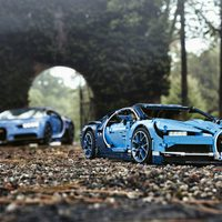 Legóból is van már Bugatti Chiron