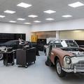 Újra itt a legendás Bond-autó