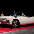 Eladó az autó, amiben Kennedy halála napján utazott