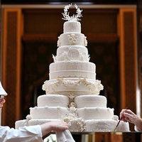 Sztárok legdrágább esküvői tortái