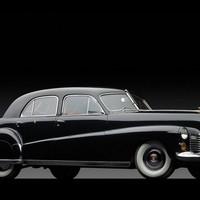 Eladó a legendás királyi Cadillac