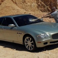 Miért verte szét a Maseratiját?