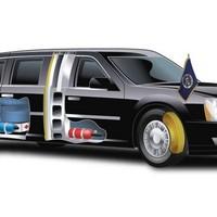 Az amerikai elnöki autó titkai