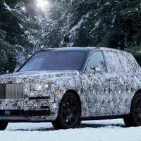 Kiderült a Rolls-Royce SUV neve
