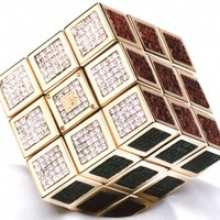 A legdrágább Rubik-kocka