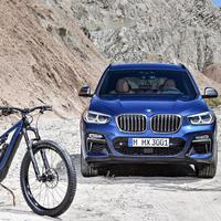 Jön a BMW 1,5 milliós bringája