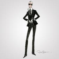 Barbie a világ leghíresebb férfi divattervezője lesz
