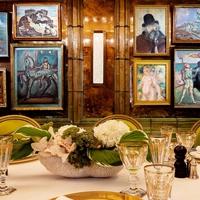 A világ legdrágább étterembelsője