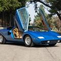 Retro Lamborghini 1 millió dollárért