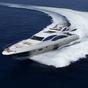 Művészi hajó Rolls-Royce beütéssel