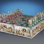 Eladó egy hihetetlen sakk-készlet