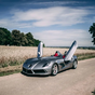 Eladó egy szuperritka Mercedes-McLaren